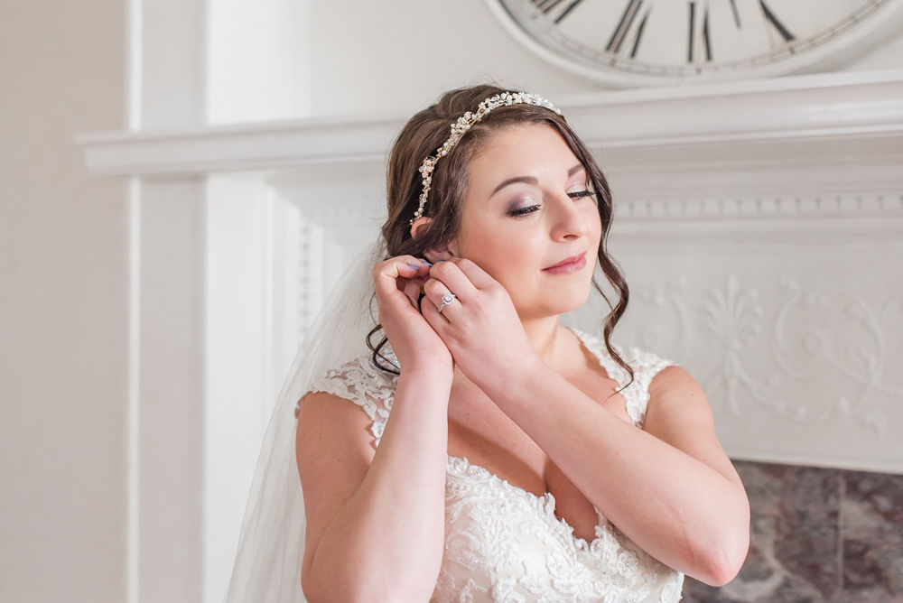 Bridal makeup artist Virginia
