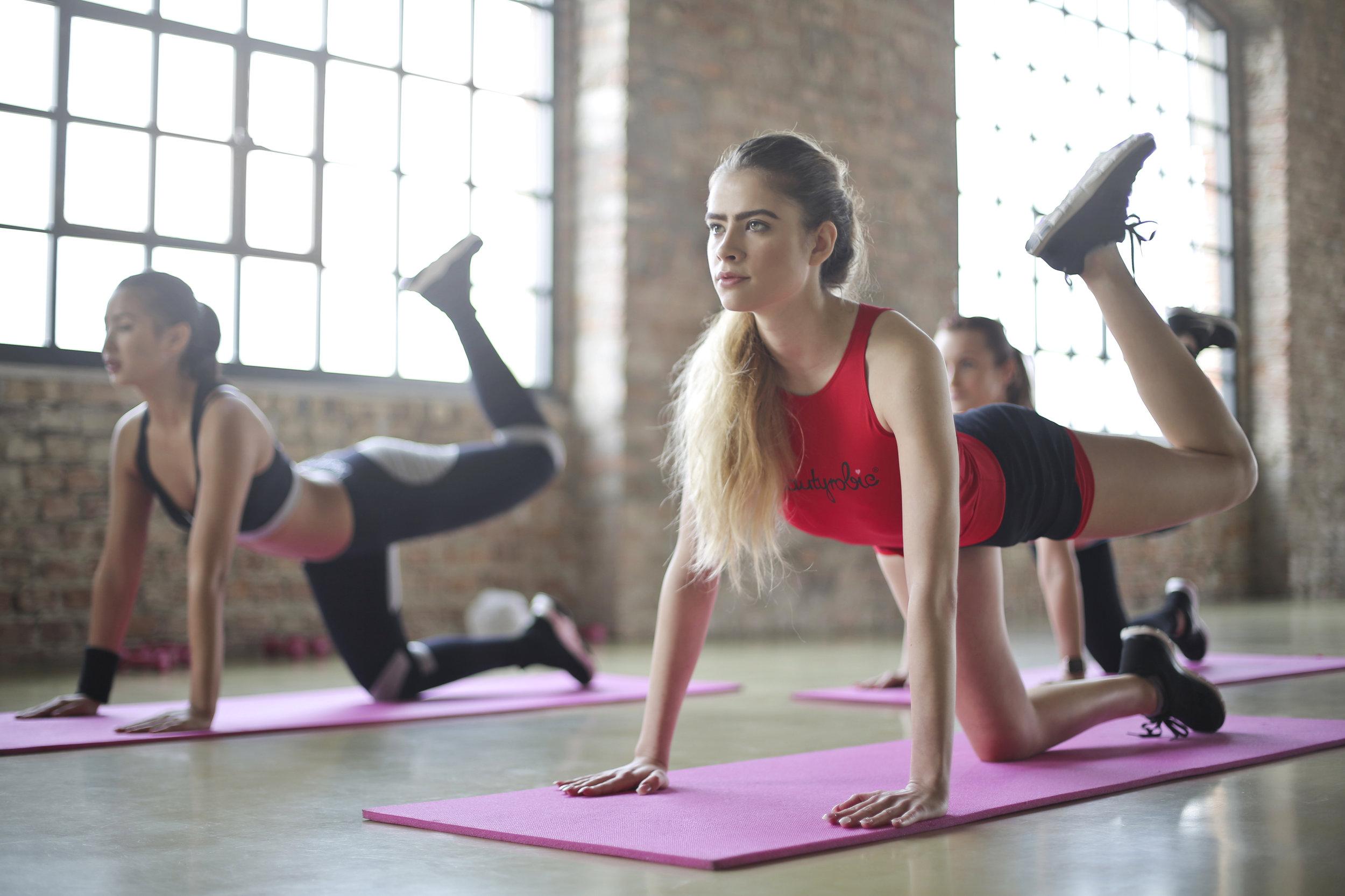 Cours de Pilates dans votre Pôle Experts de Dax