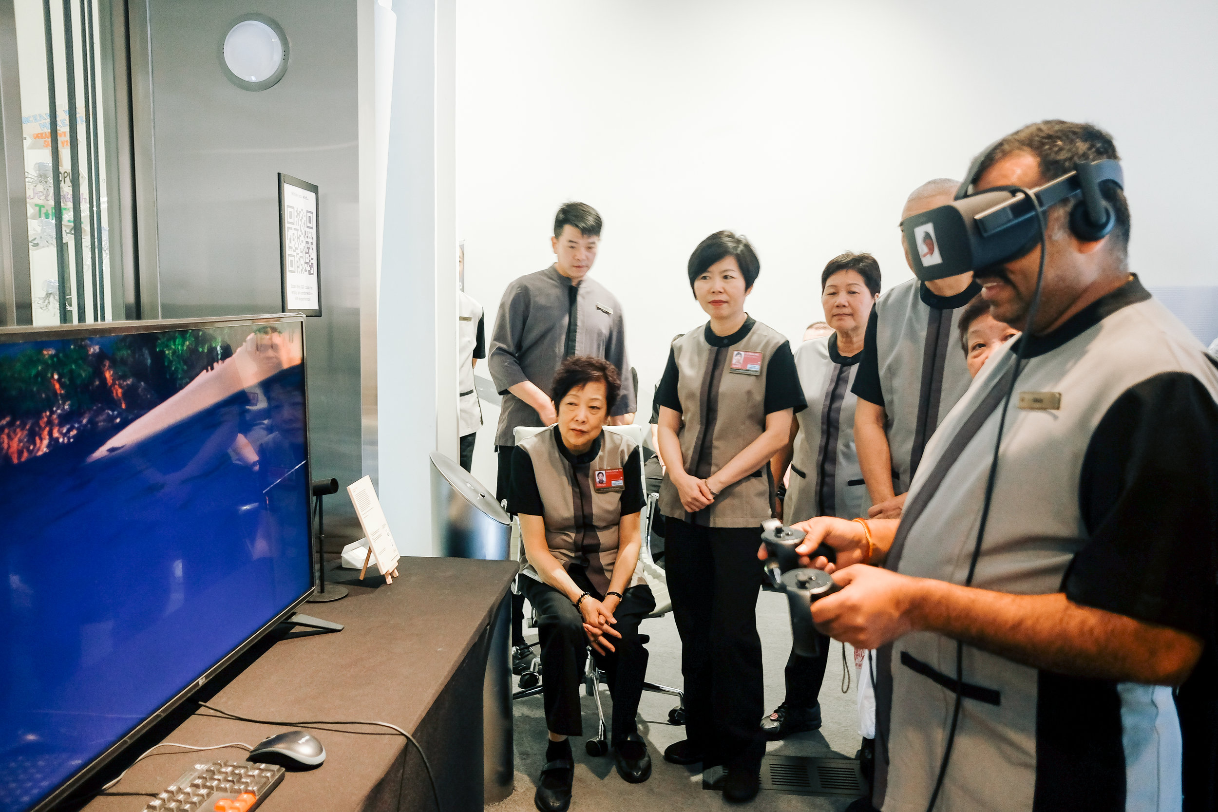 Educating the public on pollution via AR and VR - New Strait Times, March 2019