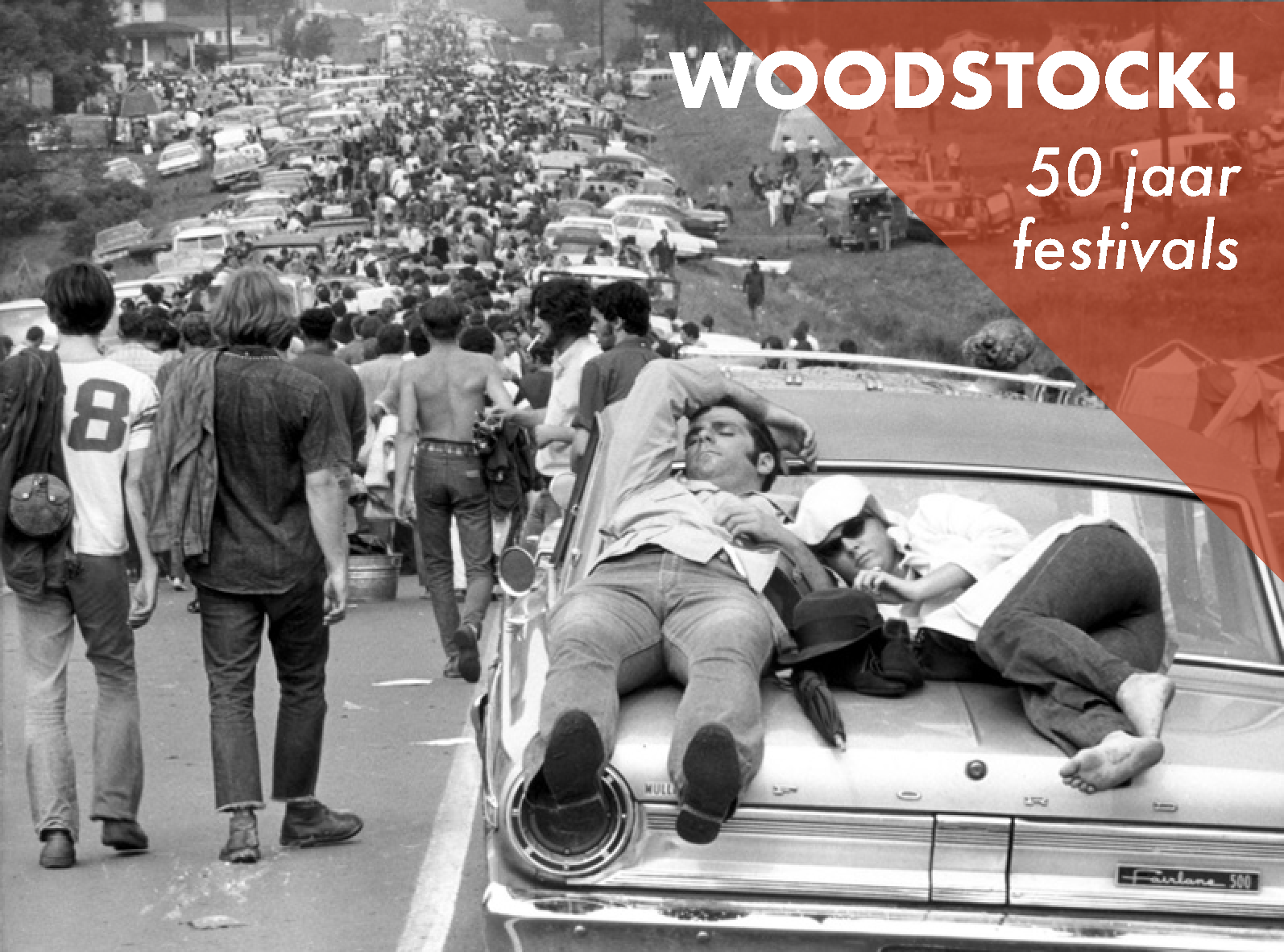 Woodstock en 50 jaar muziekfestivals sindsdien.  Woodstock and 50 years of music festivals since.    See more