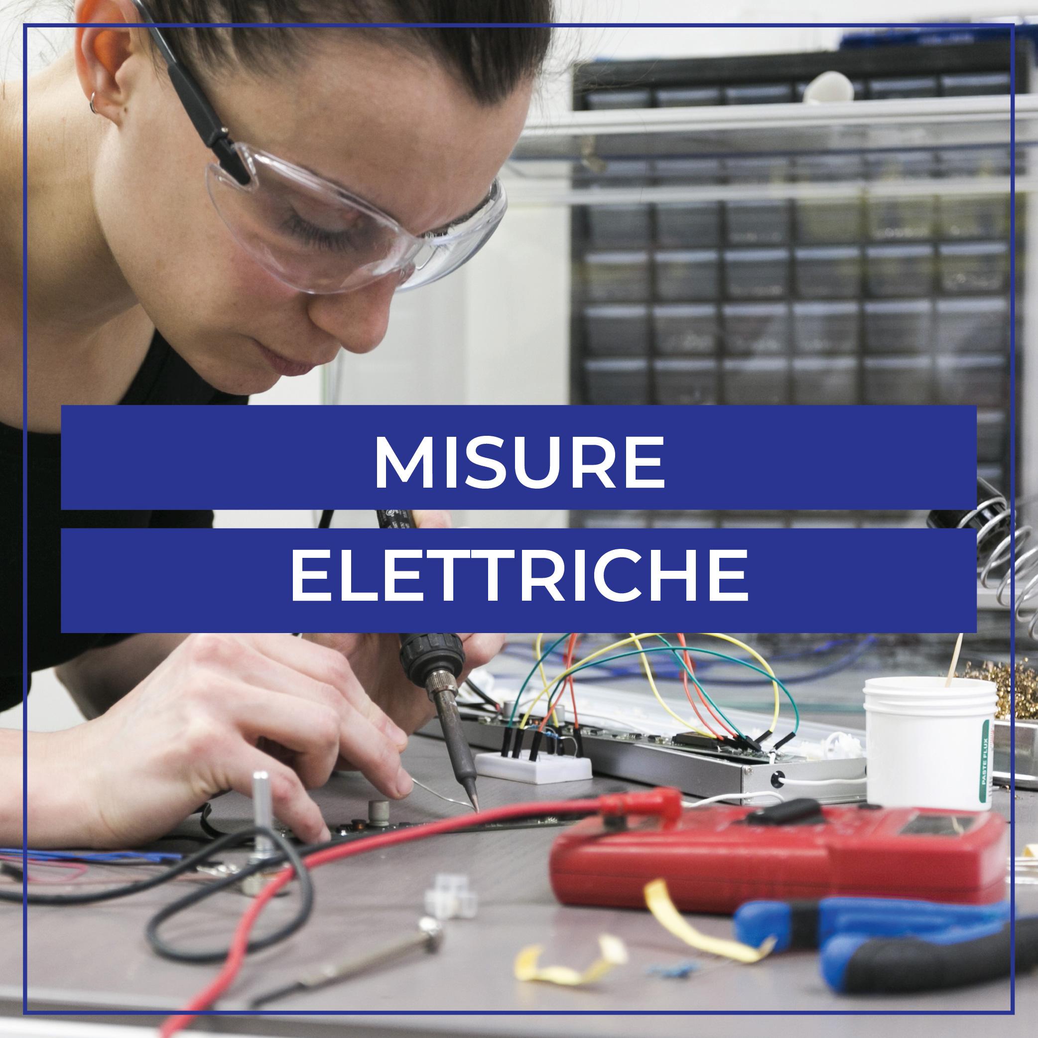 misure, verifiche e collaudo di impianti elettrici -