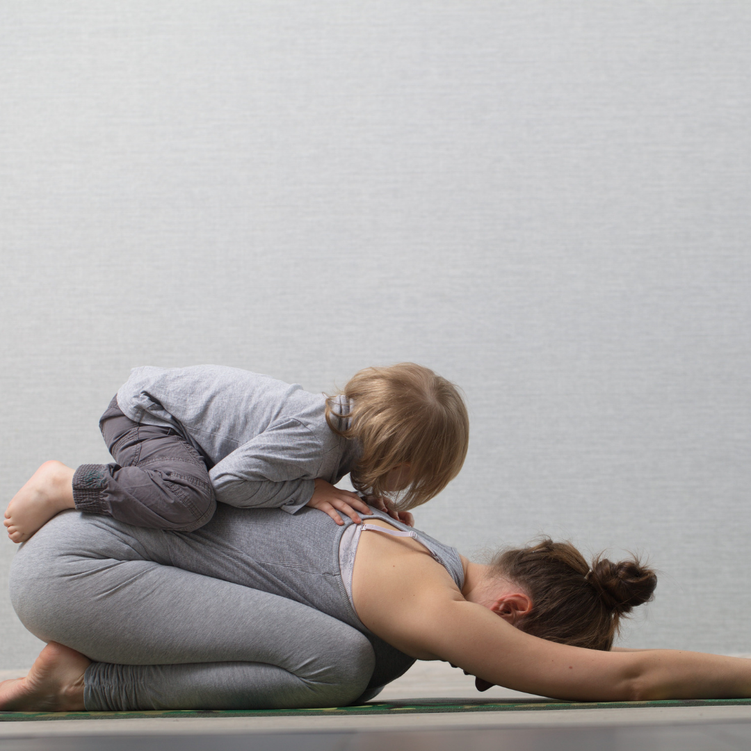 Mums & Movers Yoga -
