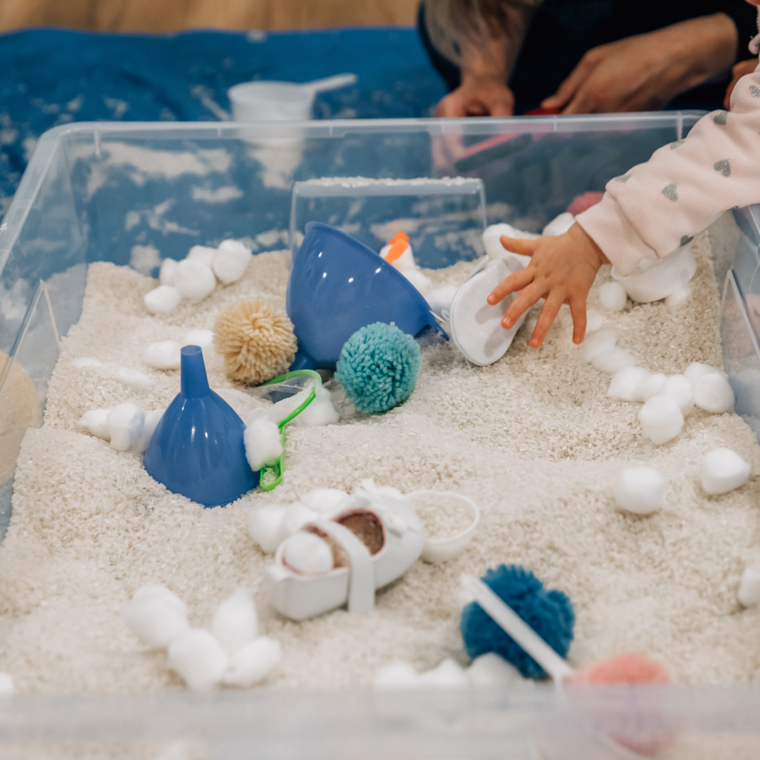 Process Art & Sensory Play - Session 1 - 10:30amSession 2 - 12pm $25 per class($20 when you purchase a 10 pack)Wednesdays 10.30am & 12:00pm