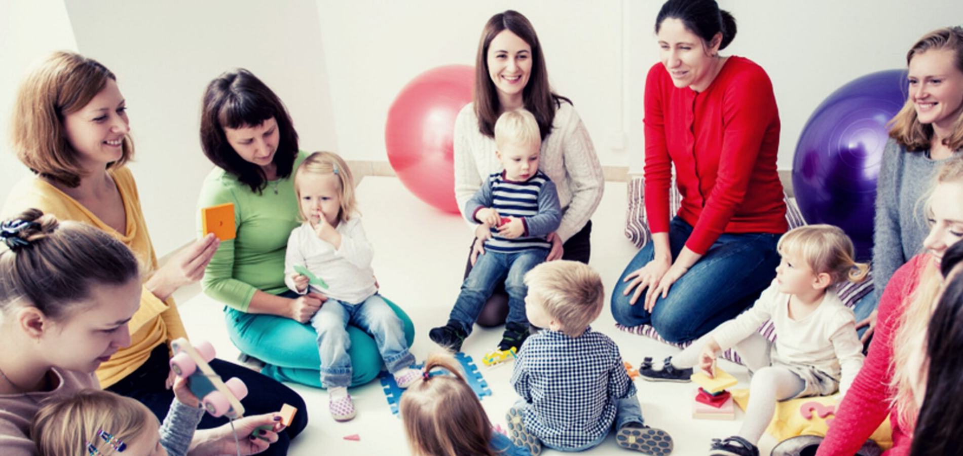 Modern parenting GROUPS -