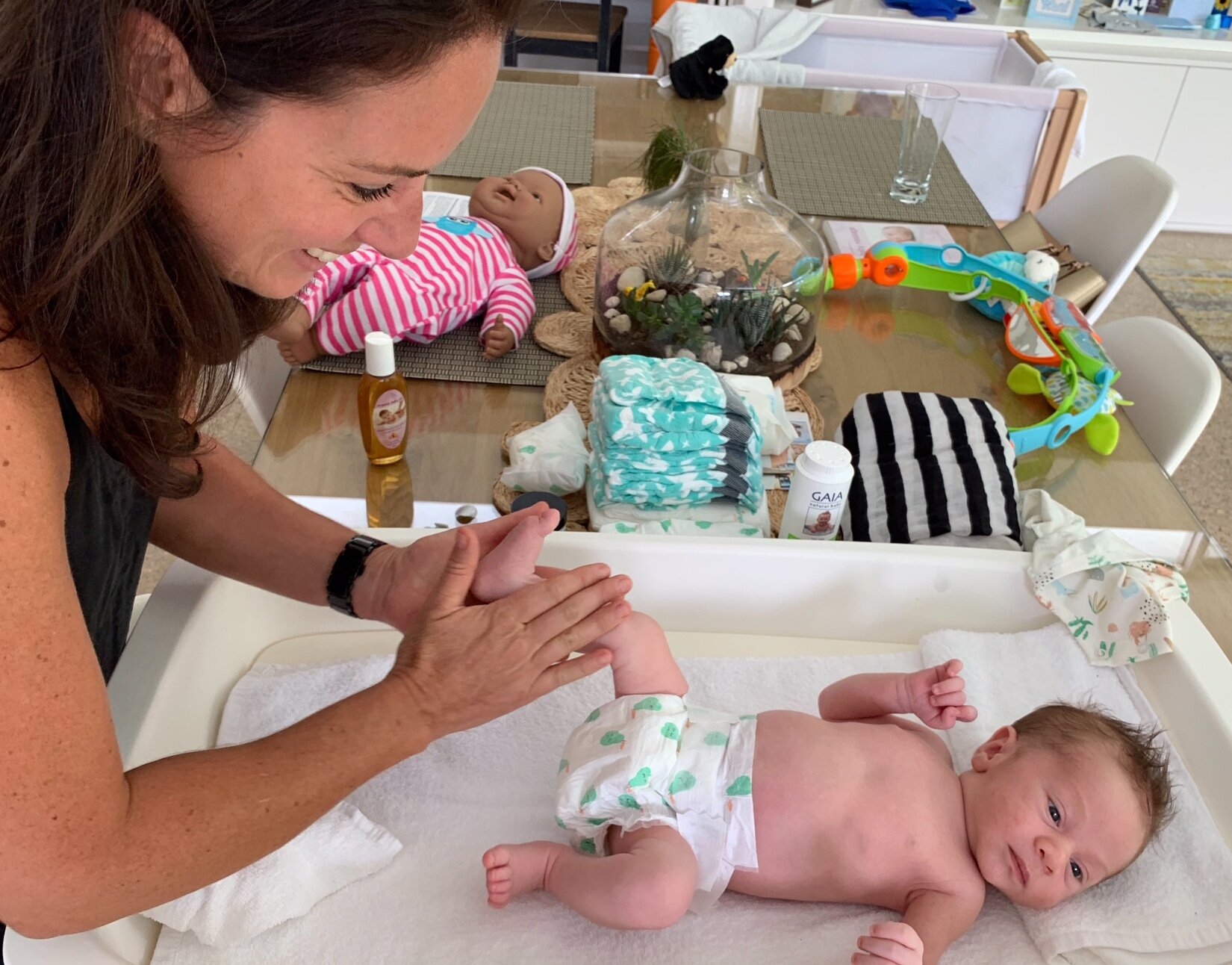 Baby Massage Introduction & Morning Tea - Babies love massage – and massaging your baby is more than a lovely bonding experience.Join us for this demonstration massage class covering a few specific areas that can assist with reflux, colic and wind/constipation.Jacqui Gorman is a Certified Paediatric Infant Massage Instructor & Consultant.Babies to Pre-Crawlers Welcome.Tuesday Nov 12th - 10am