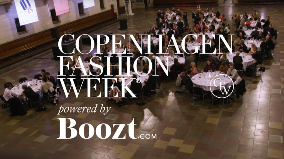 COPENHAGEN FASHION WEEK - OPENING DINNER - Vi stod for åbnings middagen til Copenhagen Fashion Week i de smukke lokaler i Carlsberg Byen.