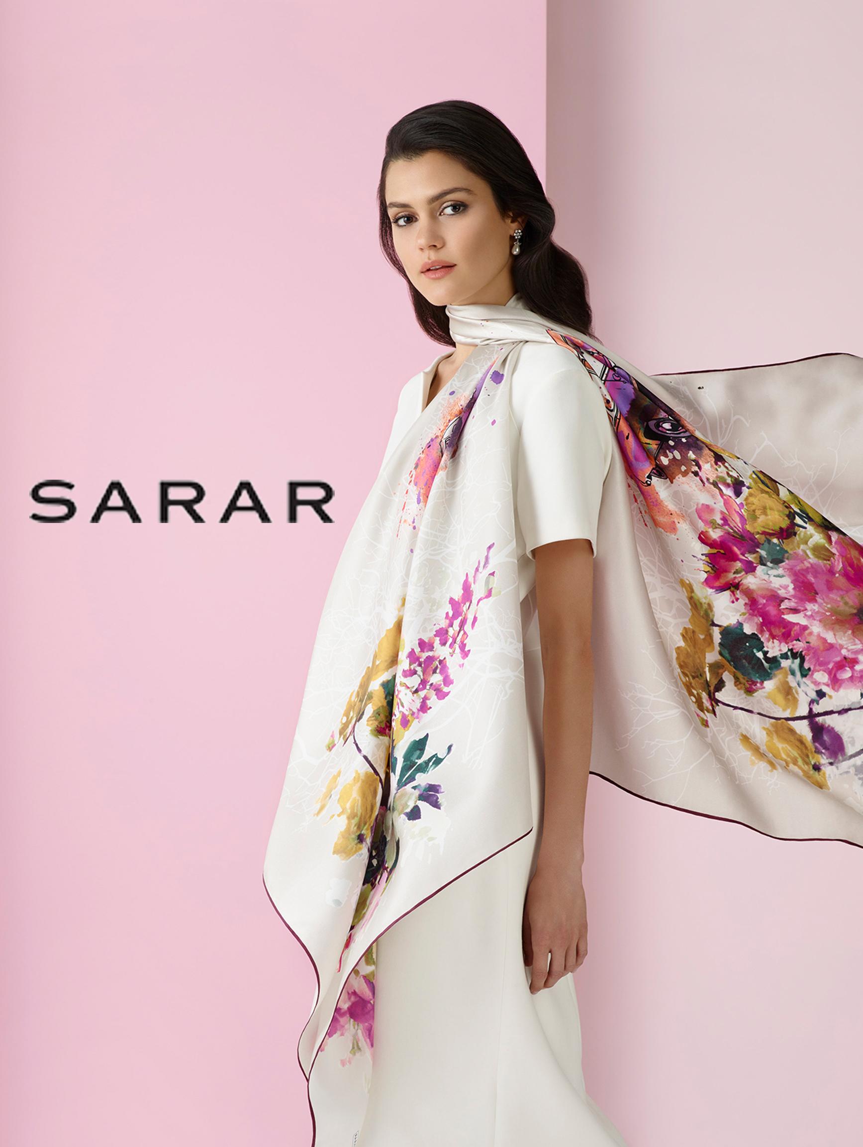 Sarar Scarf F/W18 -