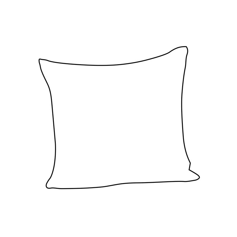 Deko Kissenhülle   mit Reißverschluss  40 x 40 cm  50 x 50 cm  30 x 50 cm  40 x 60 cm  60 x 60 cm