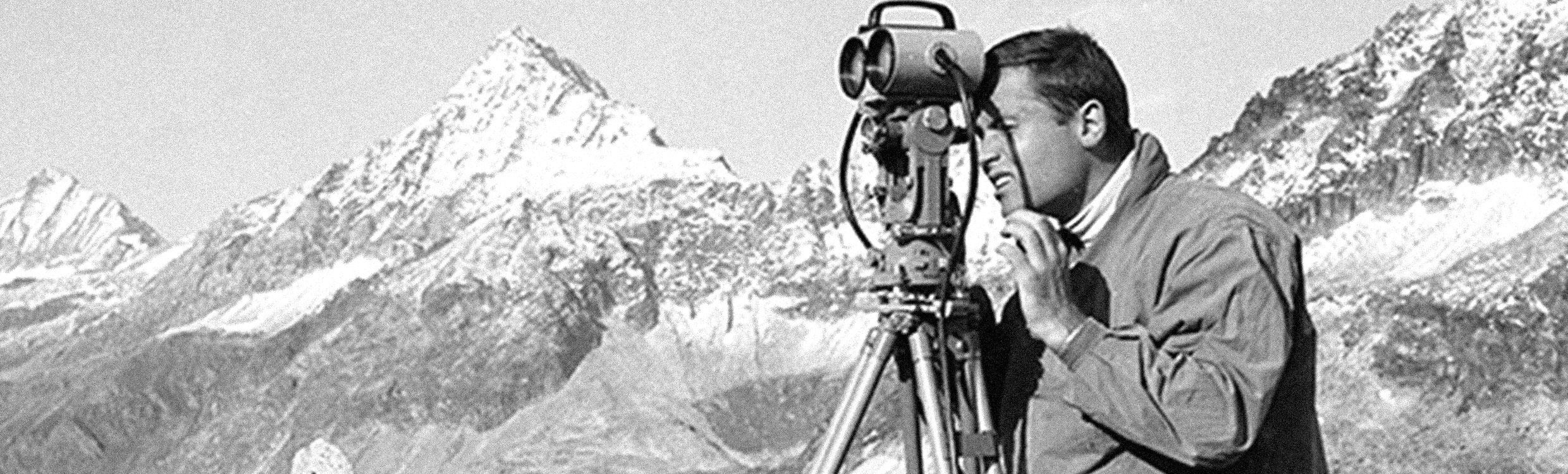 Leica has a long track record in high-accuracy surveying equipment