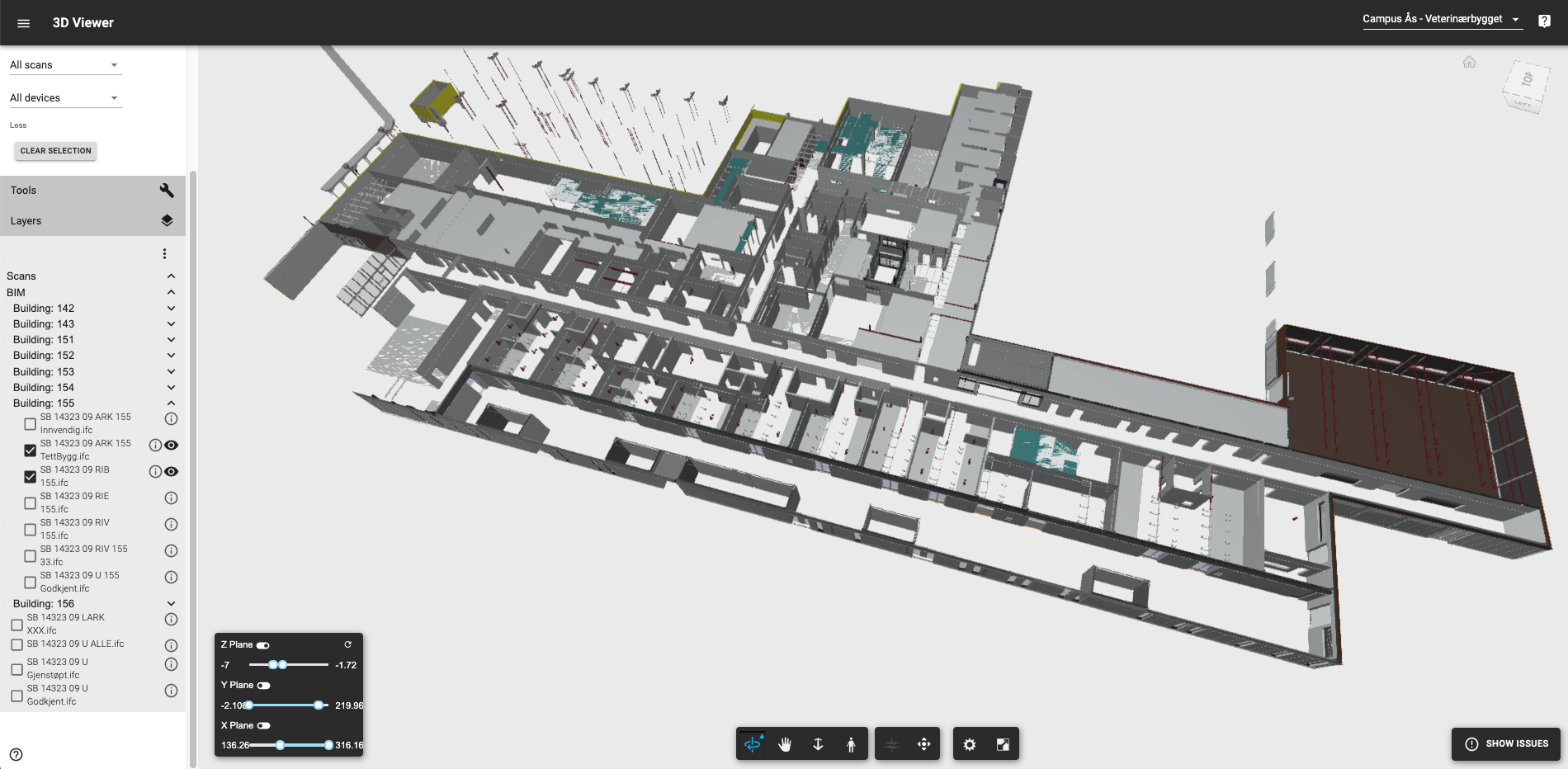 "This is the BIM Model of what should be built by the contractor teams - AKA ""As-Planned"""