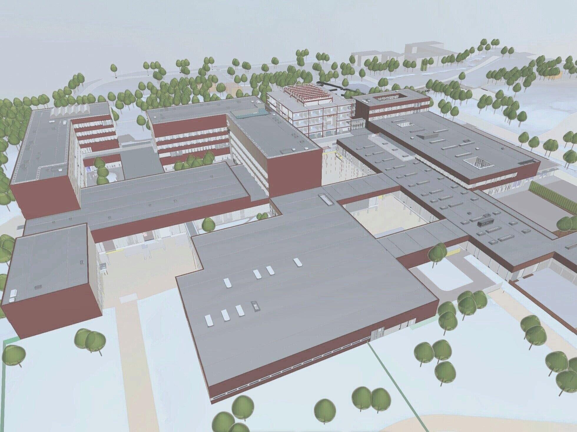 Campus Ås - 65.000 m2