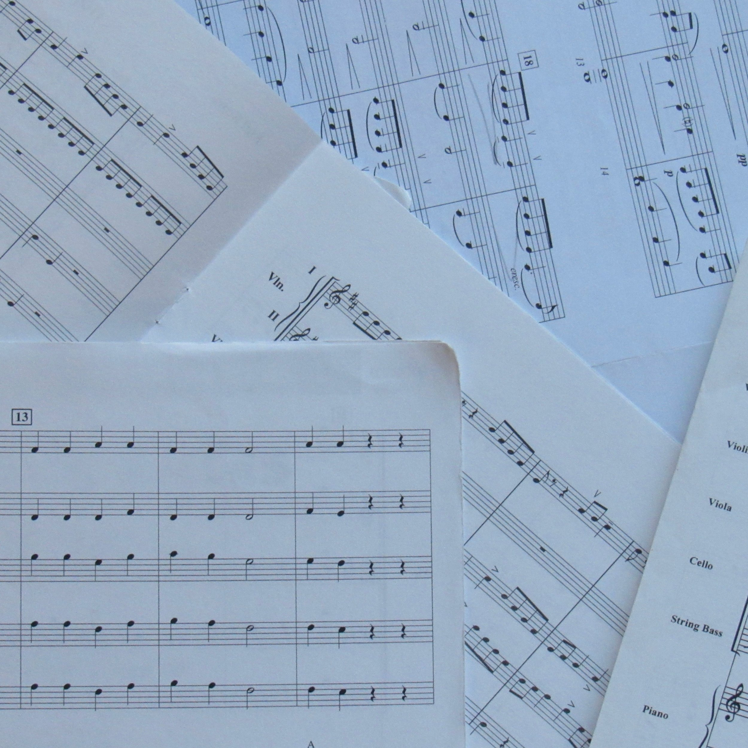 Sheet Music Library
