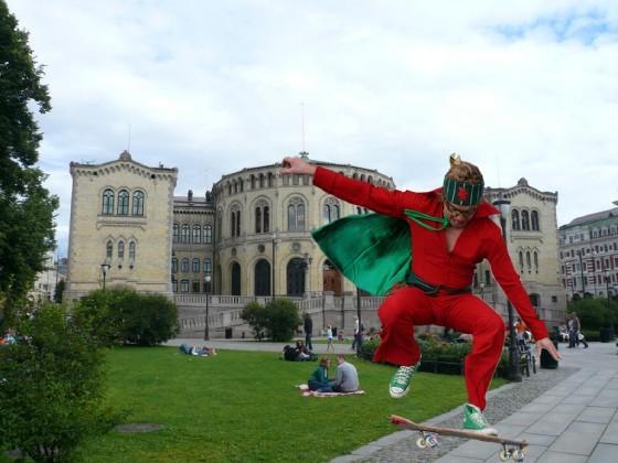 Skating i Oslo