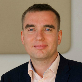 Andrey Khurri, Product Manager