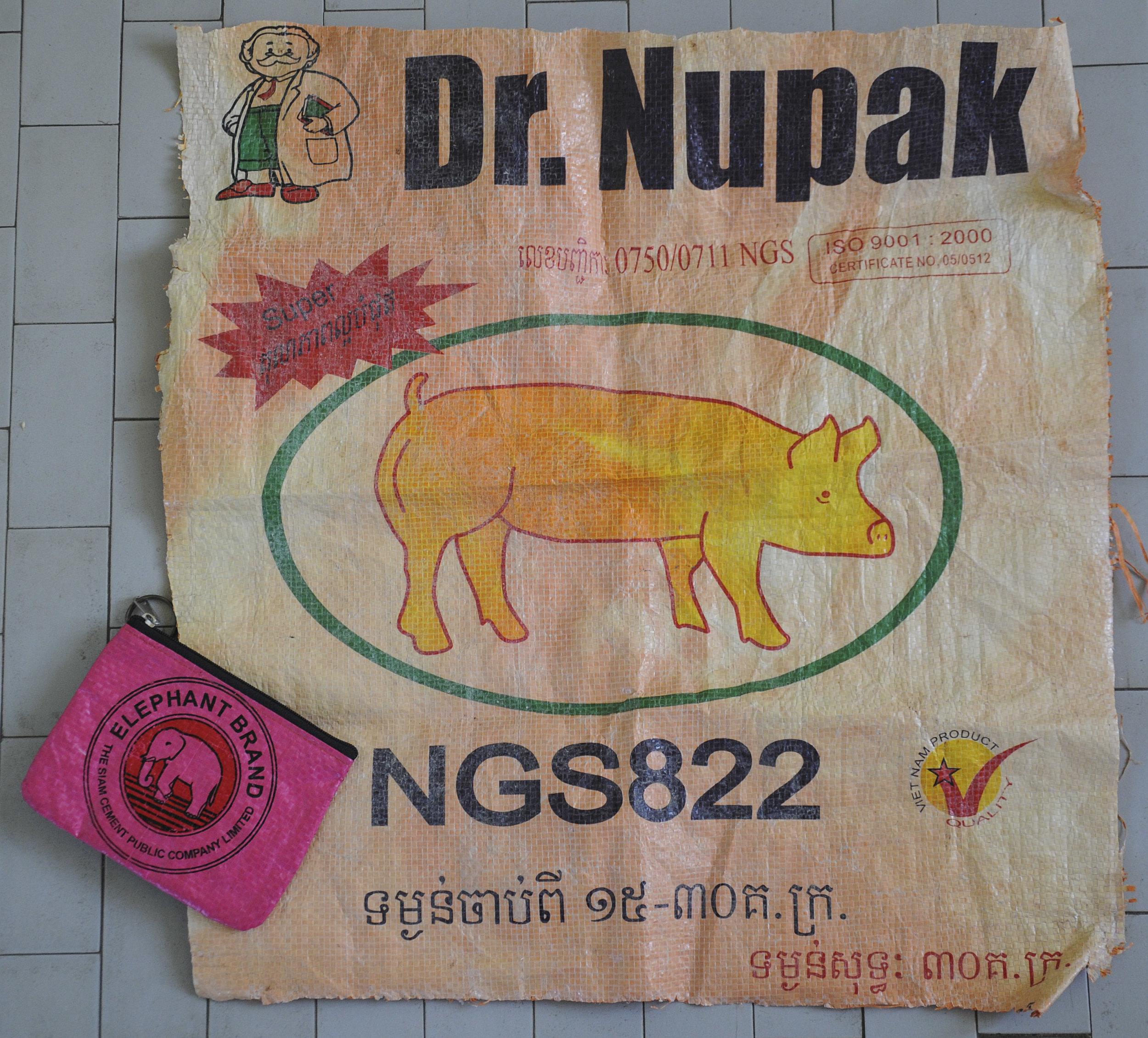 Cambogia plastica creazioni