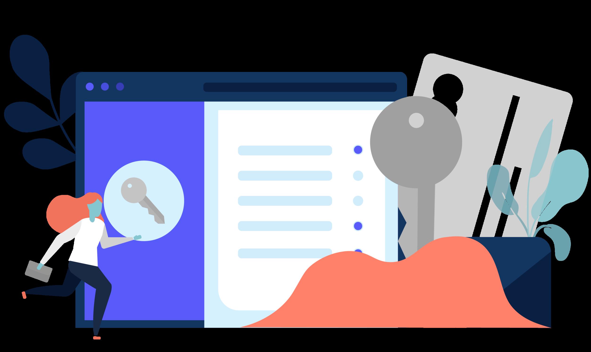 CHECK-OUT OHNE SCHLANGE STEHEN - Hinterlege nur deinen Schlüssel an der Rezeption und rechne deinen Aufenthalt online ab