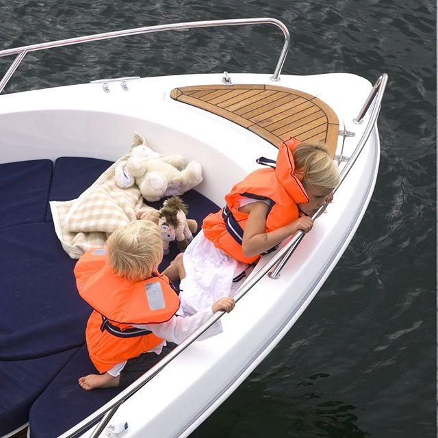 Et lite tilbakeblikk på familiefavoritten OceanMaster 605 #båtglede