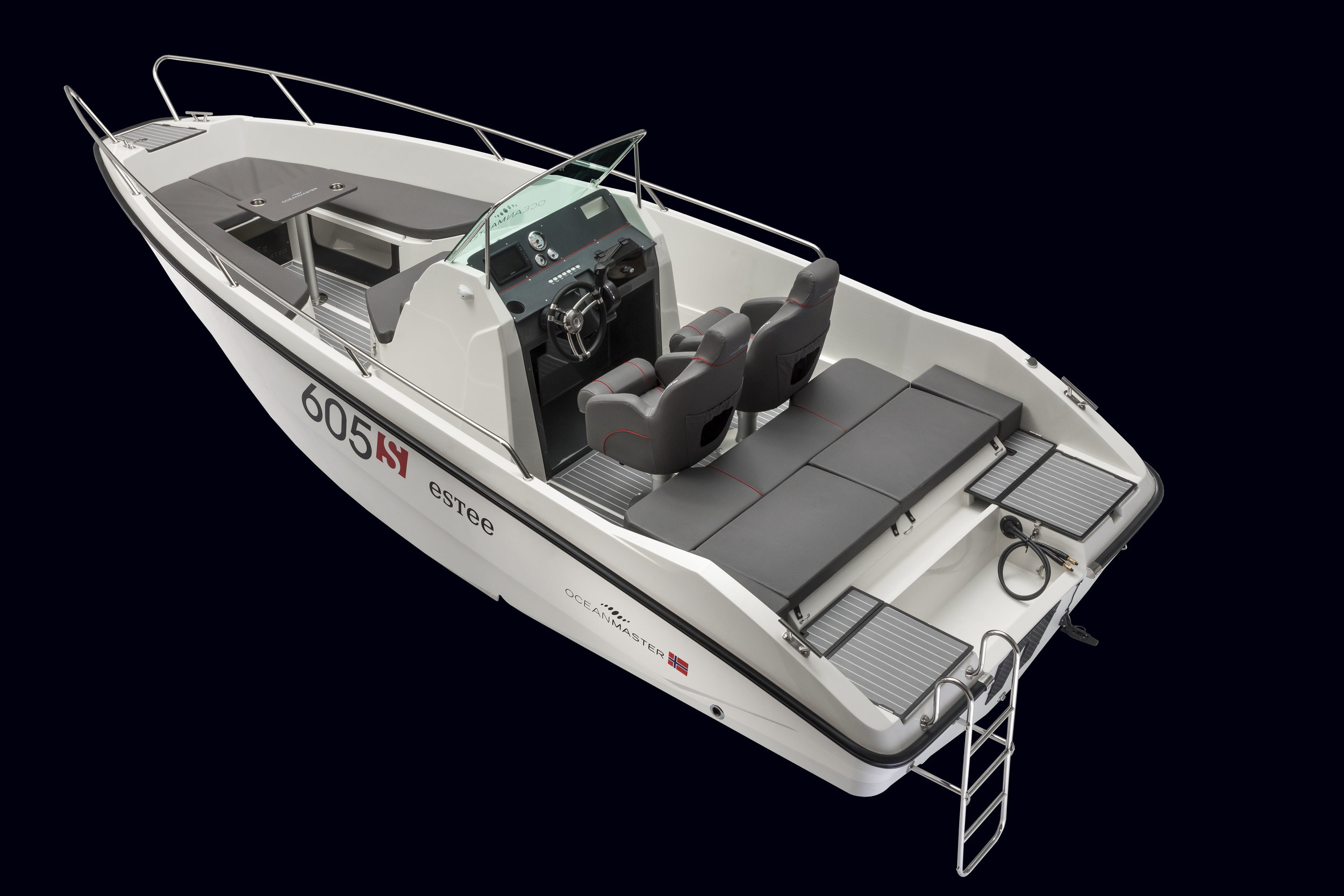 OceanMaster 605s | 20 FOT