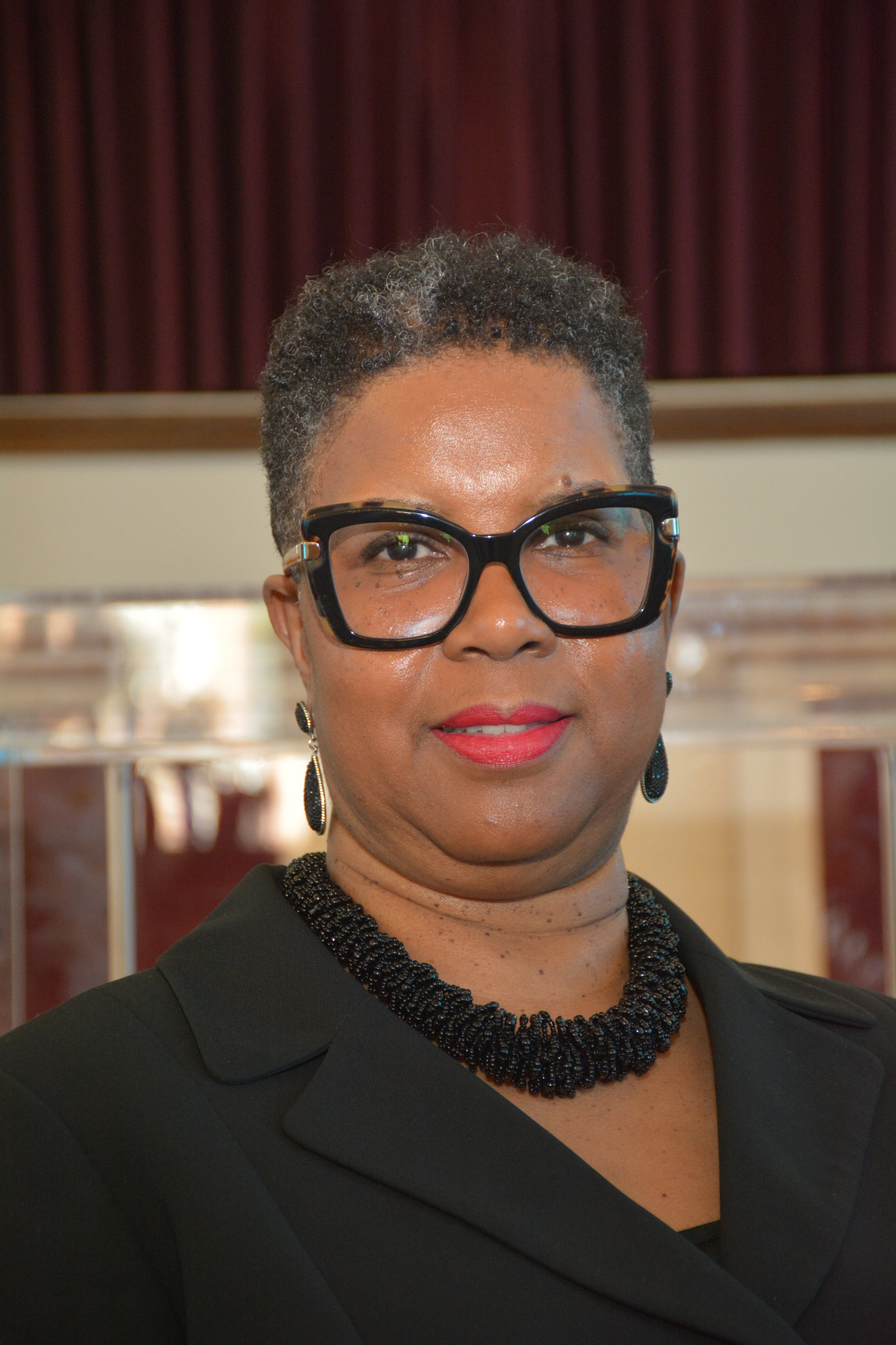 Trustee Maria B. williams - Chair, Trustee Ministry