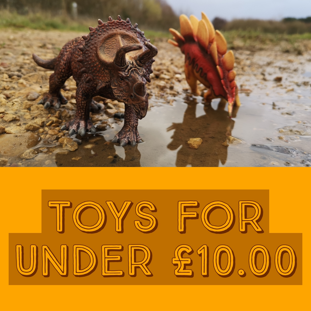 Toys For Under £10