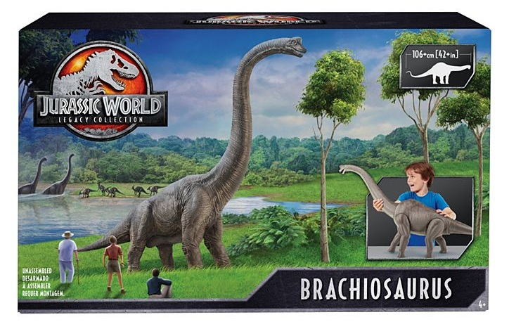 Legacy Collection Brachiosaurus WILL come to the UK - Coming this Autumn/Winter
