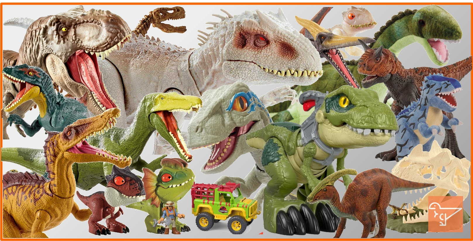 Welcome To Jurassic Toys - Your Next Adventure Awaits….