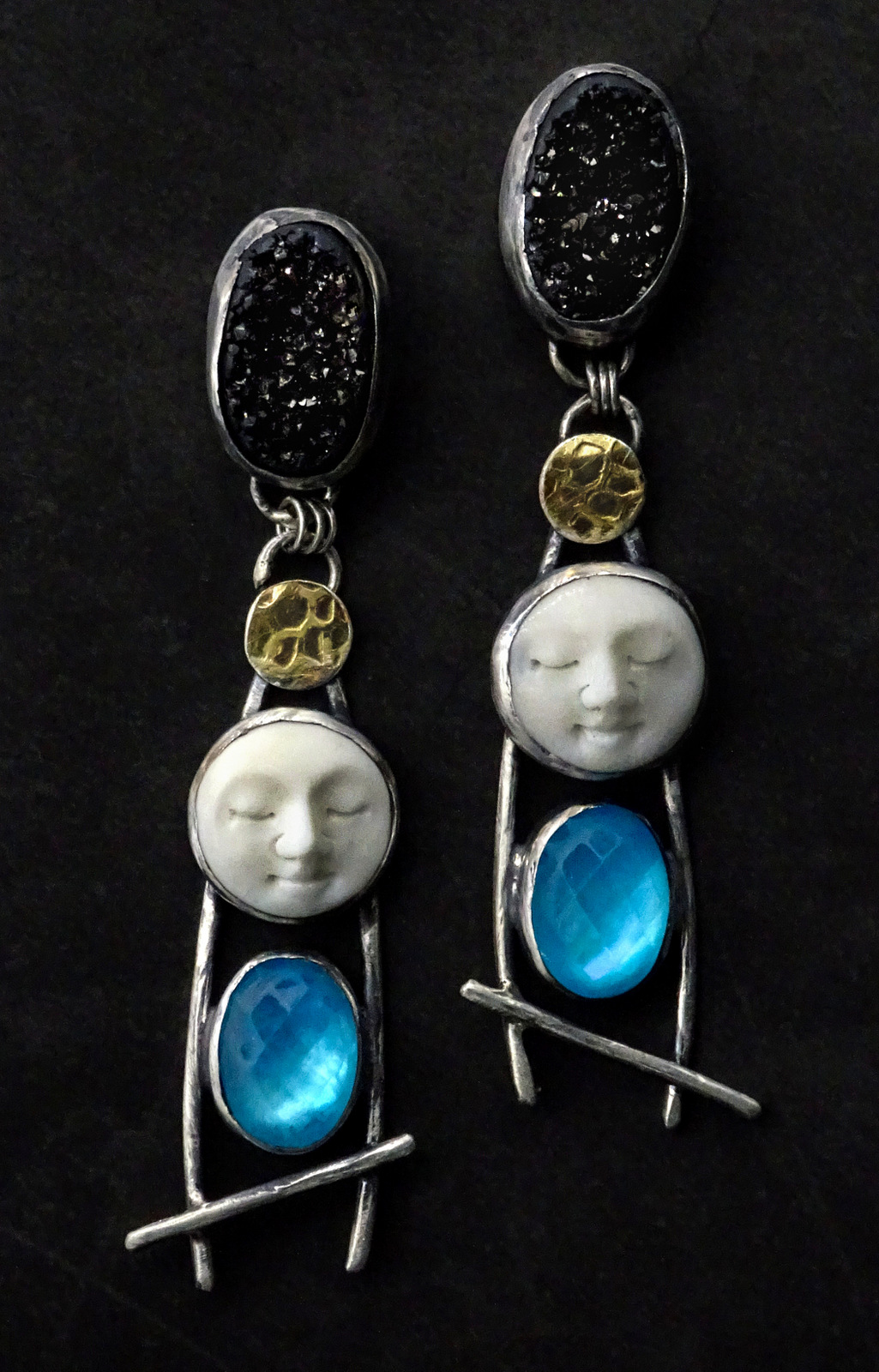 01-Sylvia McCollum, Handcrafted Faces of Courage, Fine Art Silver Jewelry-007.JPG