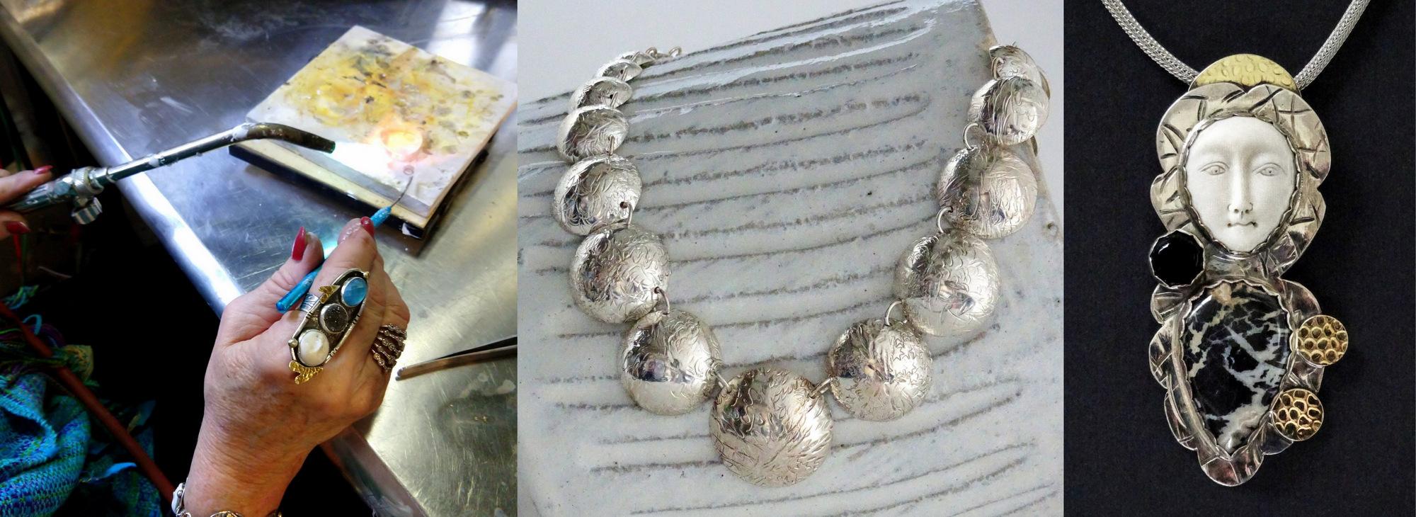 Handcrafted Wearable Art Jewelry, Sylvia McCollum, Western North Carolina.jpg
