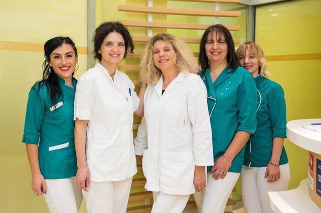 One su CUTIS💛💛💛 #poliklinikacutis #dubrovnik #cutis #dermatology #dermatologist #nurse #zovkogrilec #women