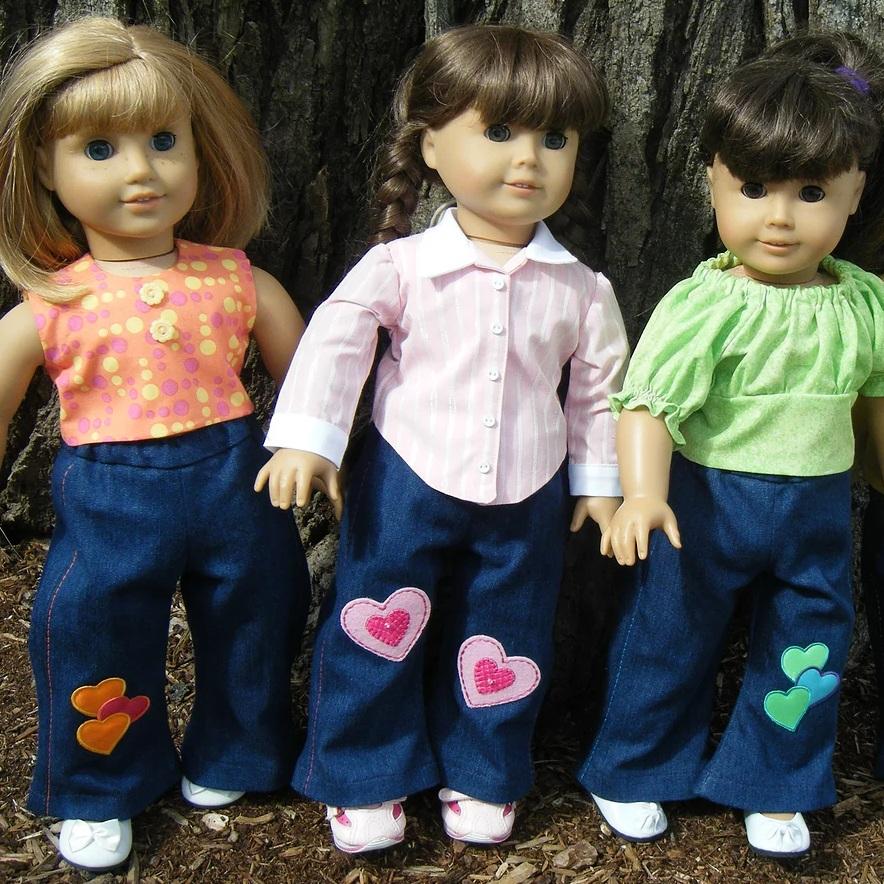 Aunt Judie's Boutique Doll Clothes , Framingham, MA