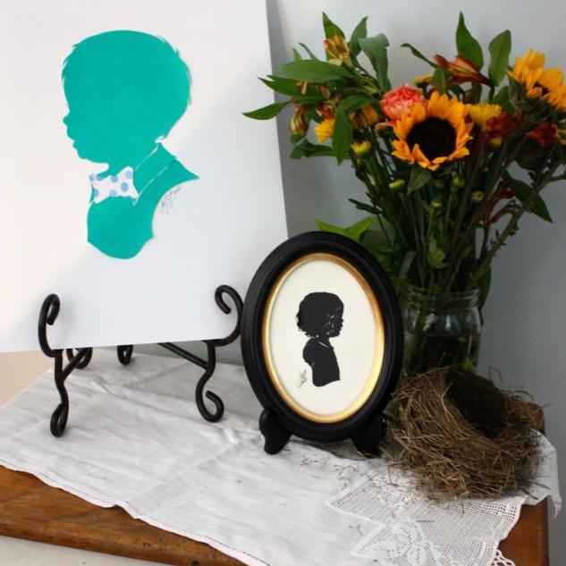 Portraits in Sihouette , Hardwick, MA