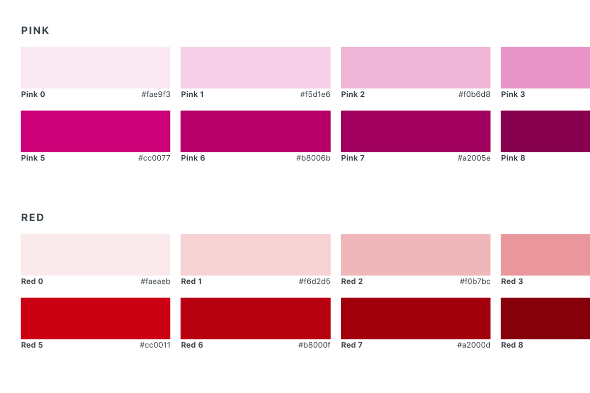 PALX - Palx is an automatic UI Color Palette Generator. Provide a single color value and Palx returns a full-spectrum color palette, well suited for UI design and data visualizations that work harmoniously with brand colors.