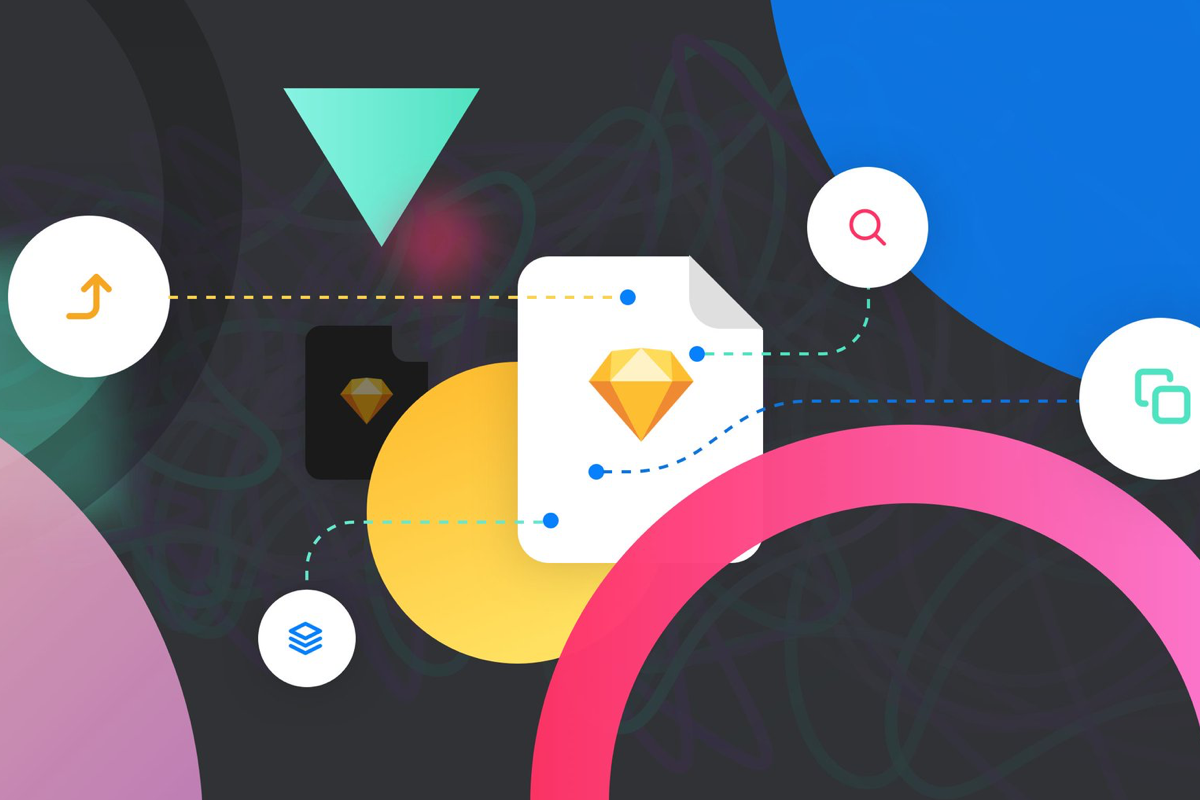 Plant - Version Control for Designers, don't lose your work again and keep track of changes automatically. Plant seamlessly integrates with Sketch and has a free plan for 1GB storage and 1 project.