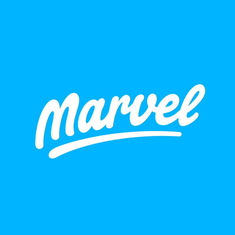 Marvel - Marvel has everything you need to bring ideas to life and transform how you create digital products. Placing the power of design in everyone's hands.