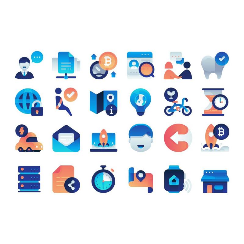 Roundicons - 37,000 icons – The world's biggest icons bundle.