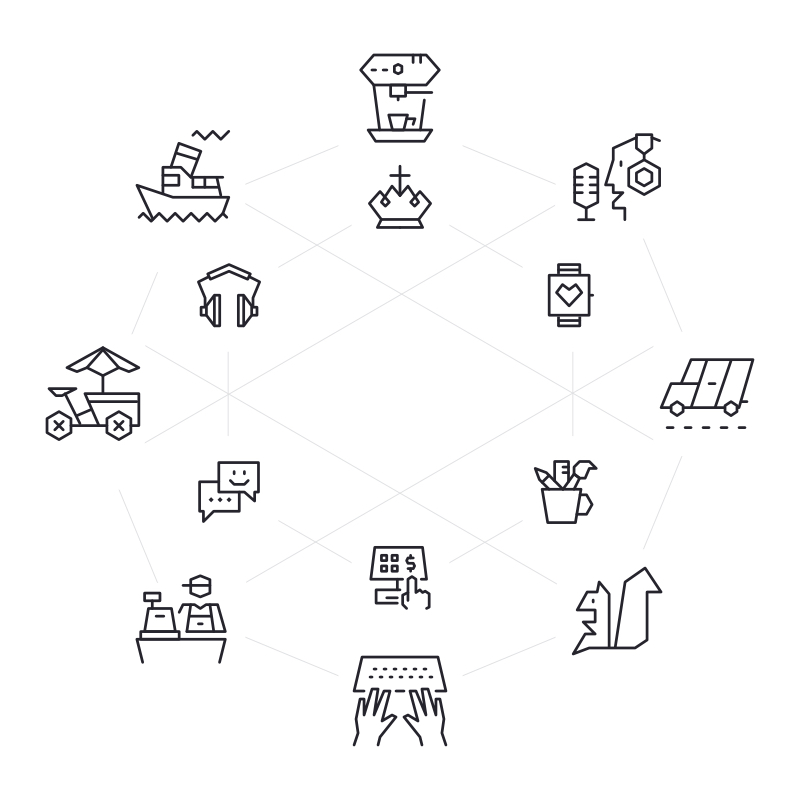 Ego Icons - Meet EGO. 3,600 Brand-New, Fresh-to-Death Vector Icons. Perfect for making your apps, web interfaces, and UI designs stand out in the crowd.