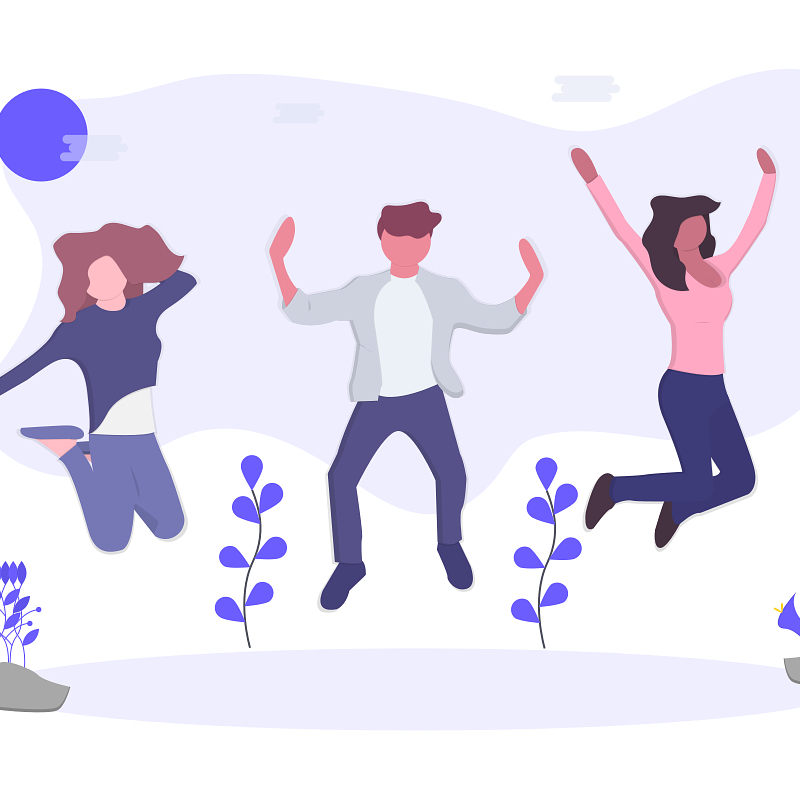 unDraw - MIT licensed illustrations for your next project.