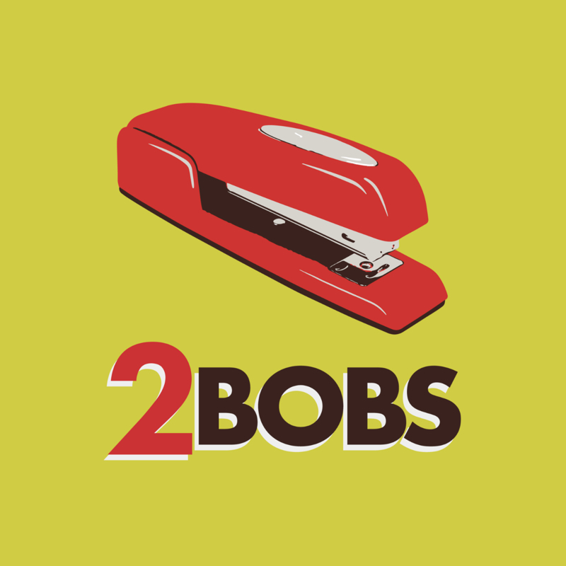 2Bobs - By Blair Enns & David C. Baker
