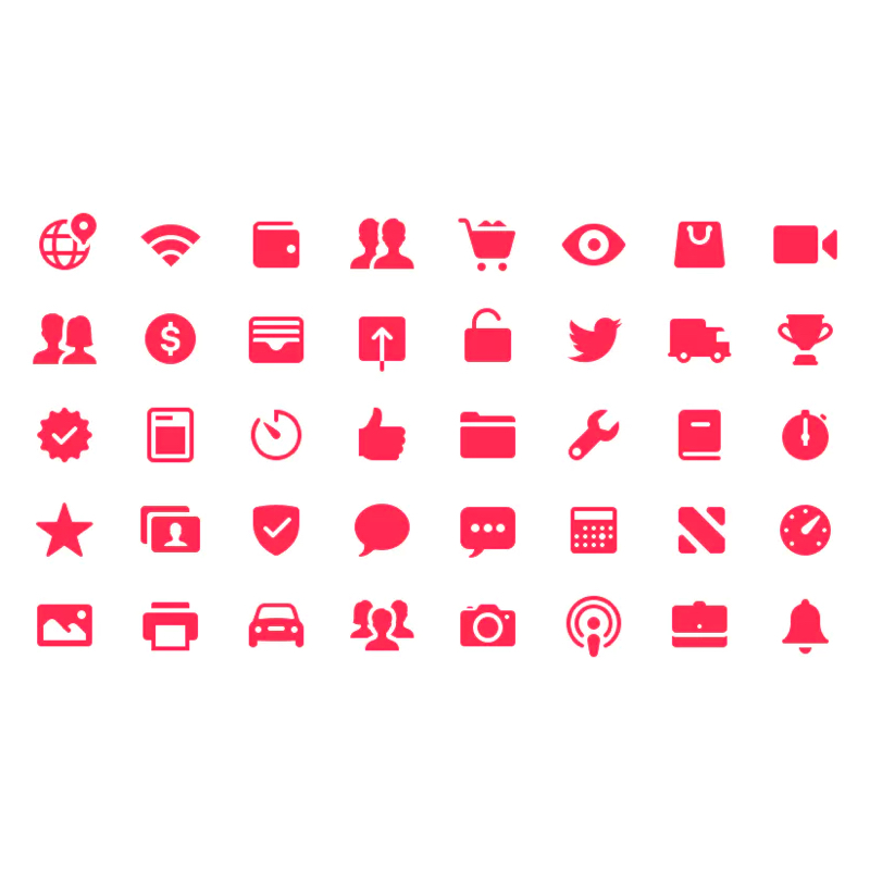 Icons 8 - 86,000 Free Flat Icons in any format, size and color in 20 seconds.