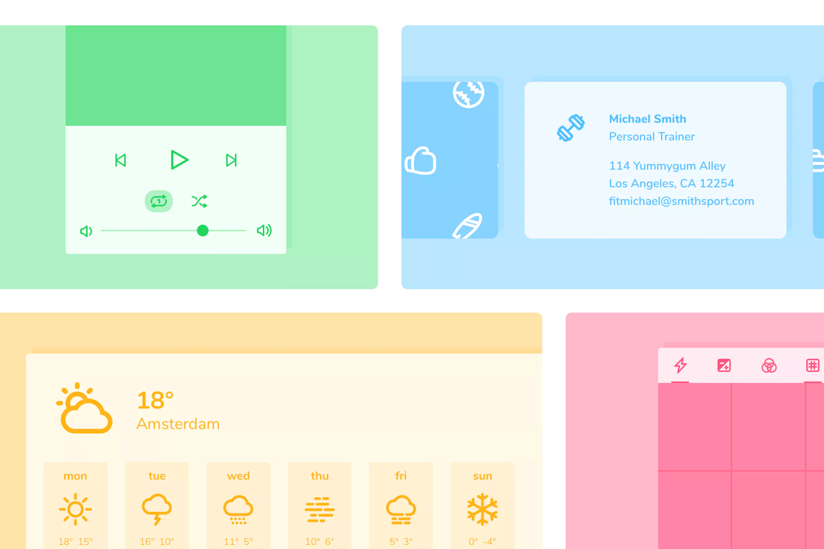 Jollycons - These icons are just 😍Made by the folk at Yummygum, Jollycons is collection of gorgeous icons with a fun & friendly touch. There's also a launch Promo Code! available for 10% off with the code 'JOLLY10'