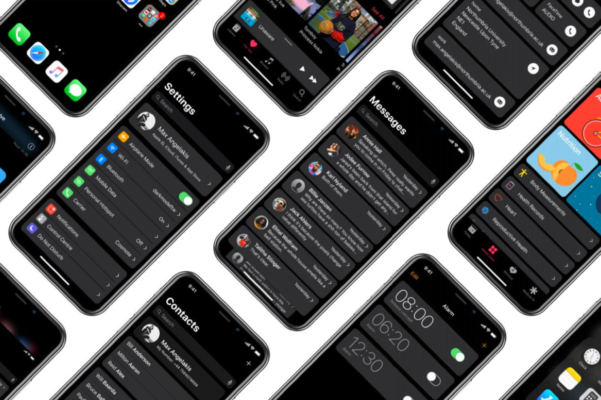 iOS 12 UI - A super helpful UI resource that includes a full range of core elements and selected screens found in the public release of iOS 12. Available for Sketch, Figma and Adobe XD.