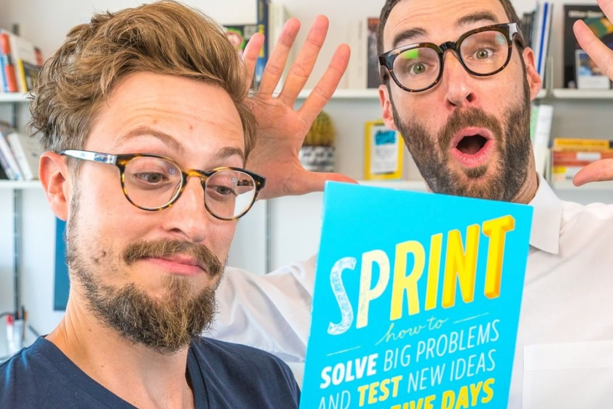 YouTuber Highlight: AJ&Smart - AJ&Smart upload videos about product design, Design Sprints, Design Thinking and a whole lot more!