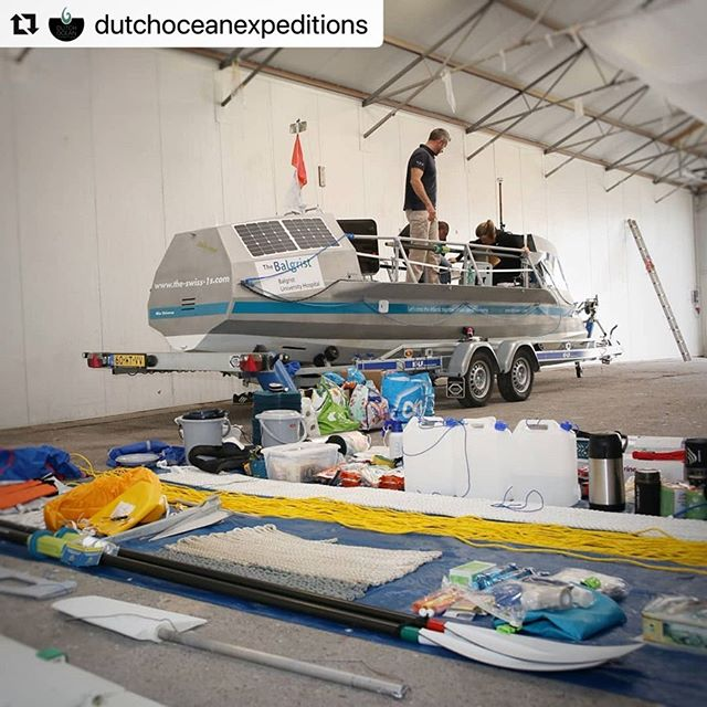 Read the #Repost by @dutchoceanexpeditions! I would not be where I am now without their incredible support! I'm so happy my parents also got to meet everyone, including Miss Universe! ・・・ What a great weekend! Happy to see that Gabi of @theswiss1s was well prepared for the advisory inspection of our DOR12 ocean rowing boat by @atlanticcampaigns. Thanks for your input and enthusiasm.  After the inspection we went to the beach for a seminar by Atlantic Campaigns. Awesome to see so many inspiring people in Holland!  #hardworkpaysoff #preparation #oceanrowingboat #oceanrowing #rowing #seamanship #training #strongertogether #twac19 #madebythesea #taliskeratlanticchallenge #theswiss1s #allone #fortheoceans #3000miles #milebymile