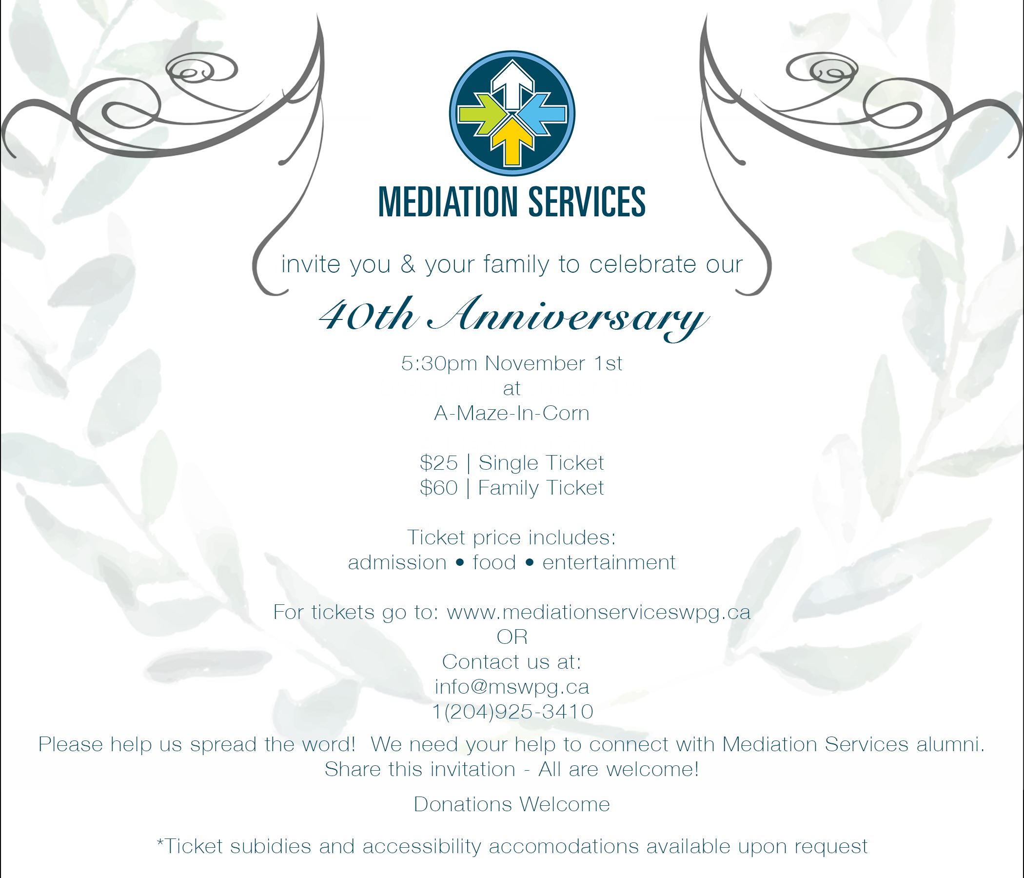 Mediation Services 40th Anniversary Invite.jpg