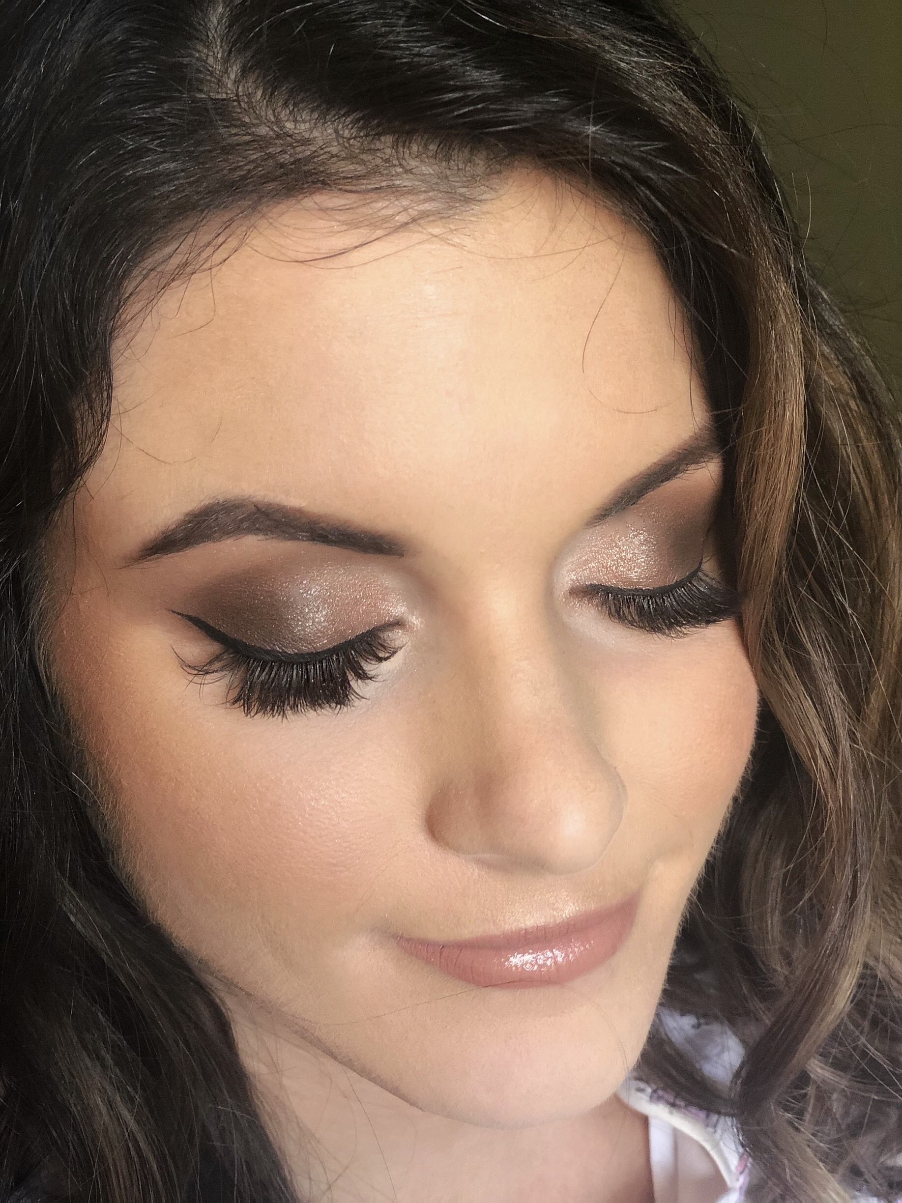 Makeup Only - Put your best face forward for any event! Beautiful skin that doesn't look cakey, eyes that pop, and lashes that wow, look like the most beautiful version of yourself.