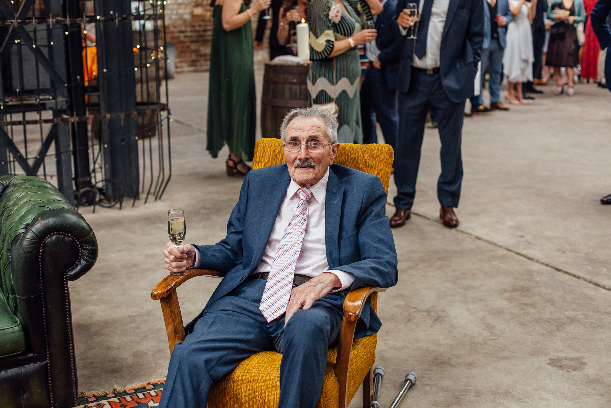 Sheffield Yorkshire Documentary Wedding Photographer 92 Burton Road