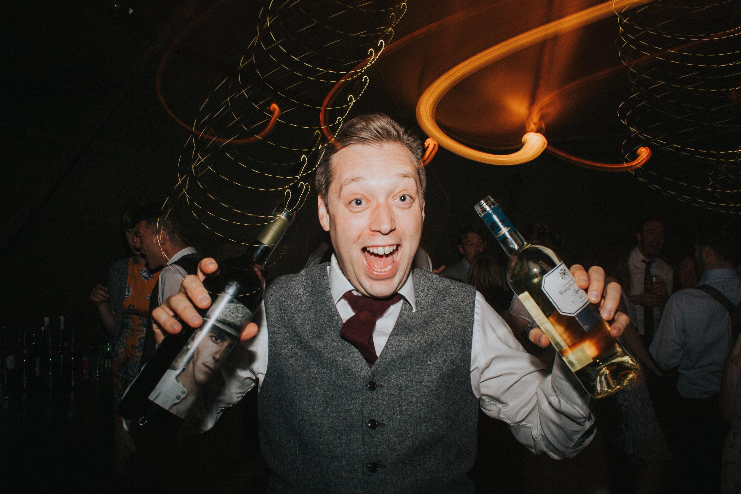 Sheffield Yorkshire Documentary Wedding Photographer