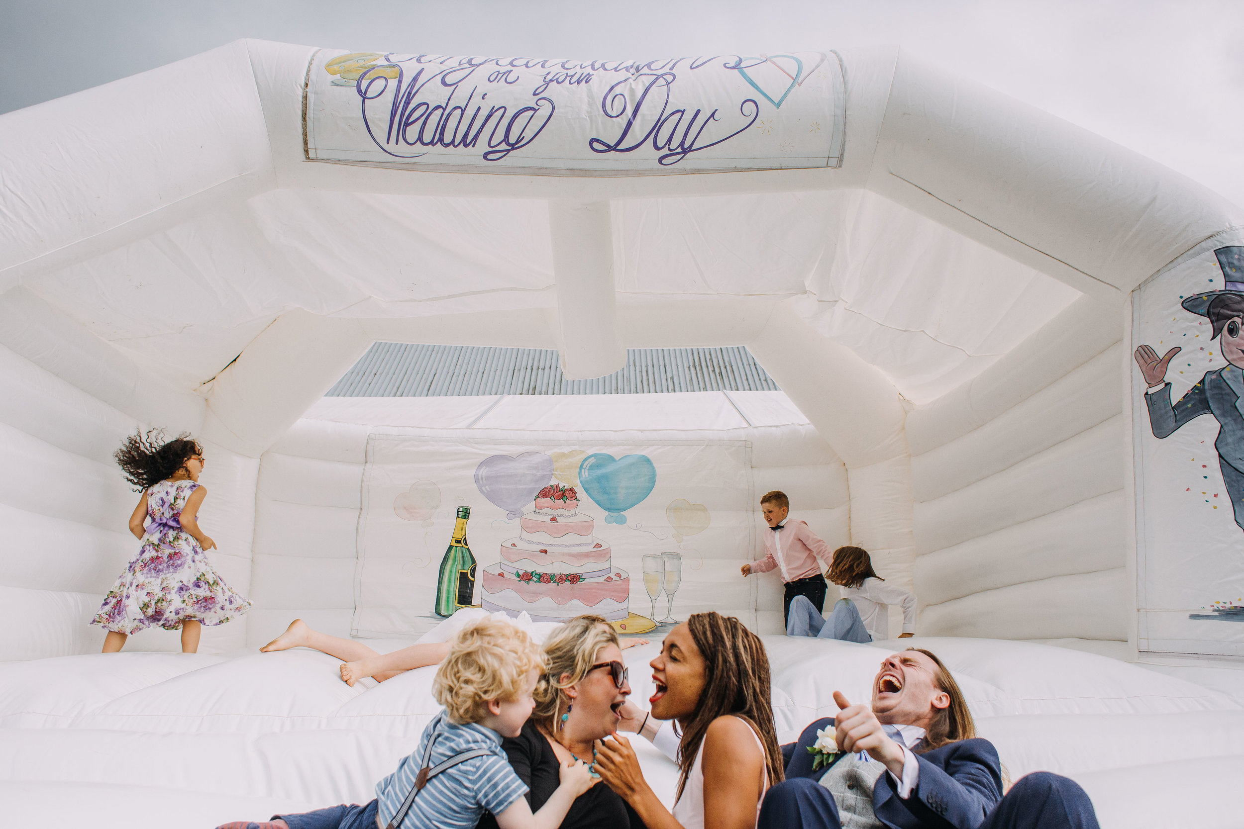 Documentary Wedding Photographer Pentre Mawr Country House