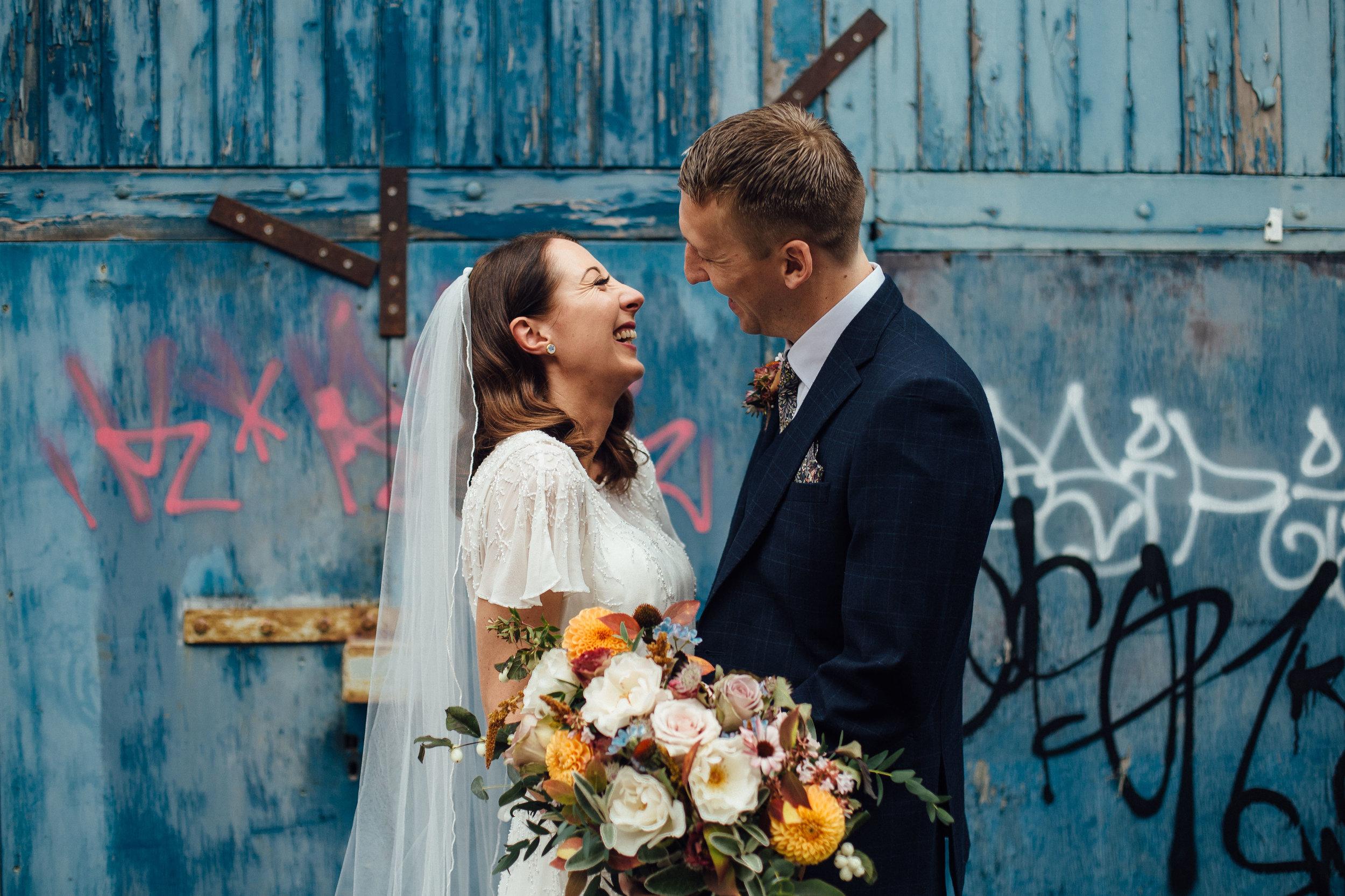Sheffield Yorkshire Documentary Wedding Photographer The Chimney House