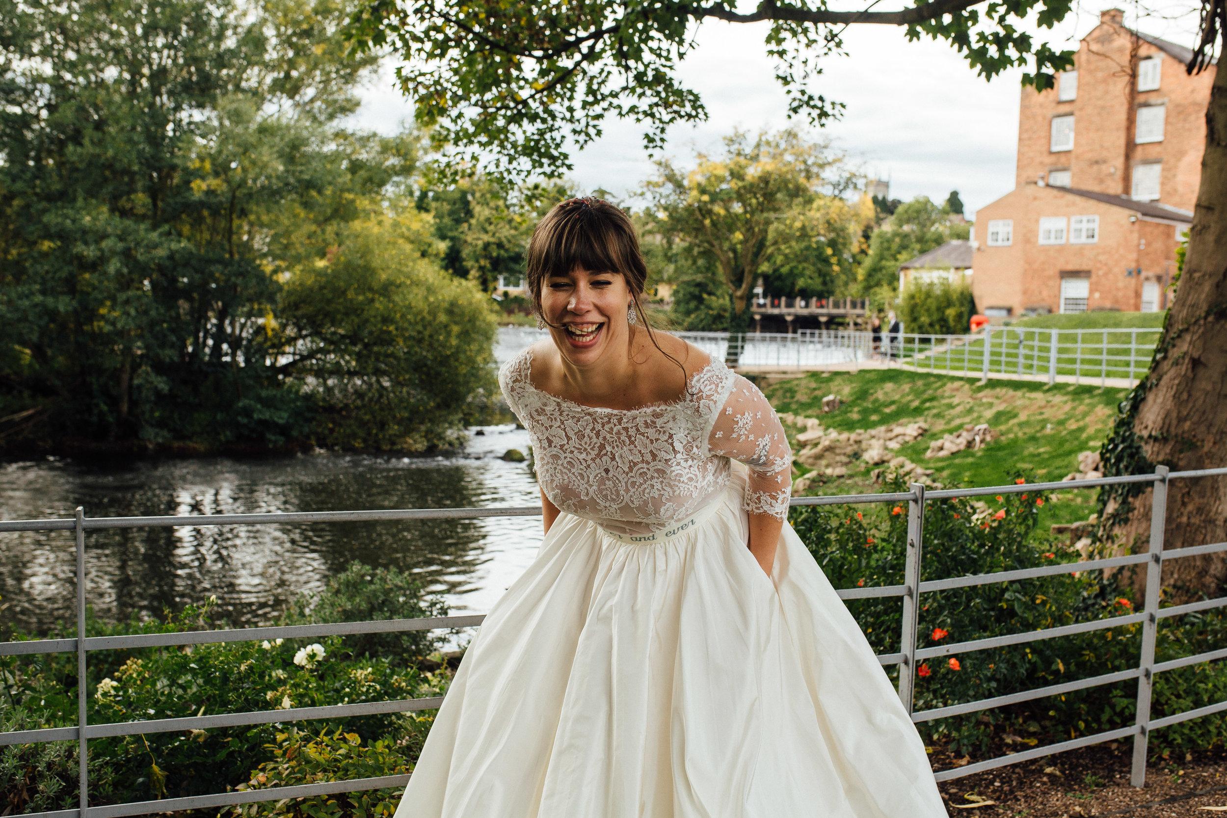Sheffield Yorkshire Documentary Wedding Photographer West Mill Derby